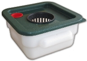 Eco Flo Desktop Hydroponics Unit Version 2.0 (Two Quart-DWC)